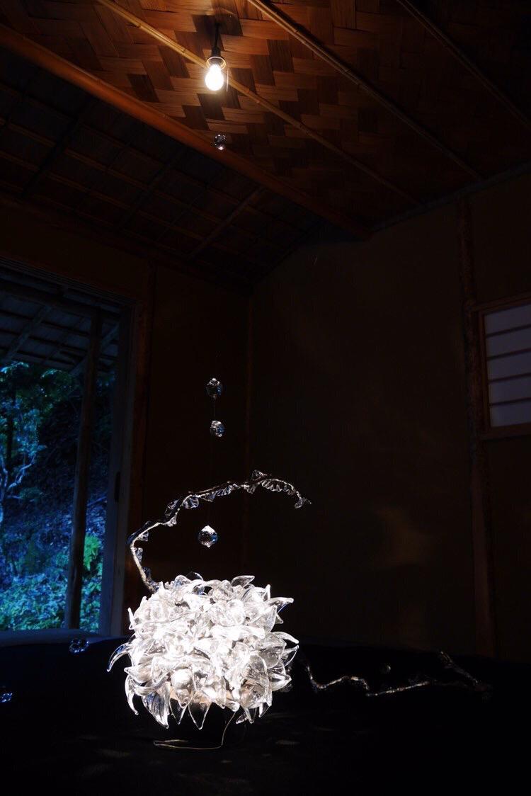 丹生川上神社中社での個展が終了しました。_c0202869_05590749.jpg
