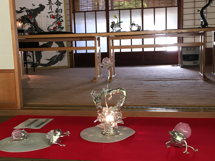 丹生川上神社中社での個展が終了しました。_c0202869_06060420.jpg