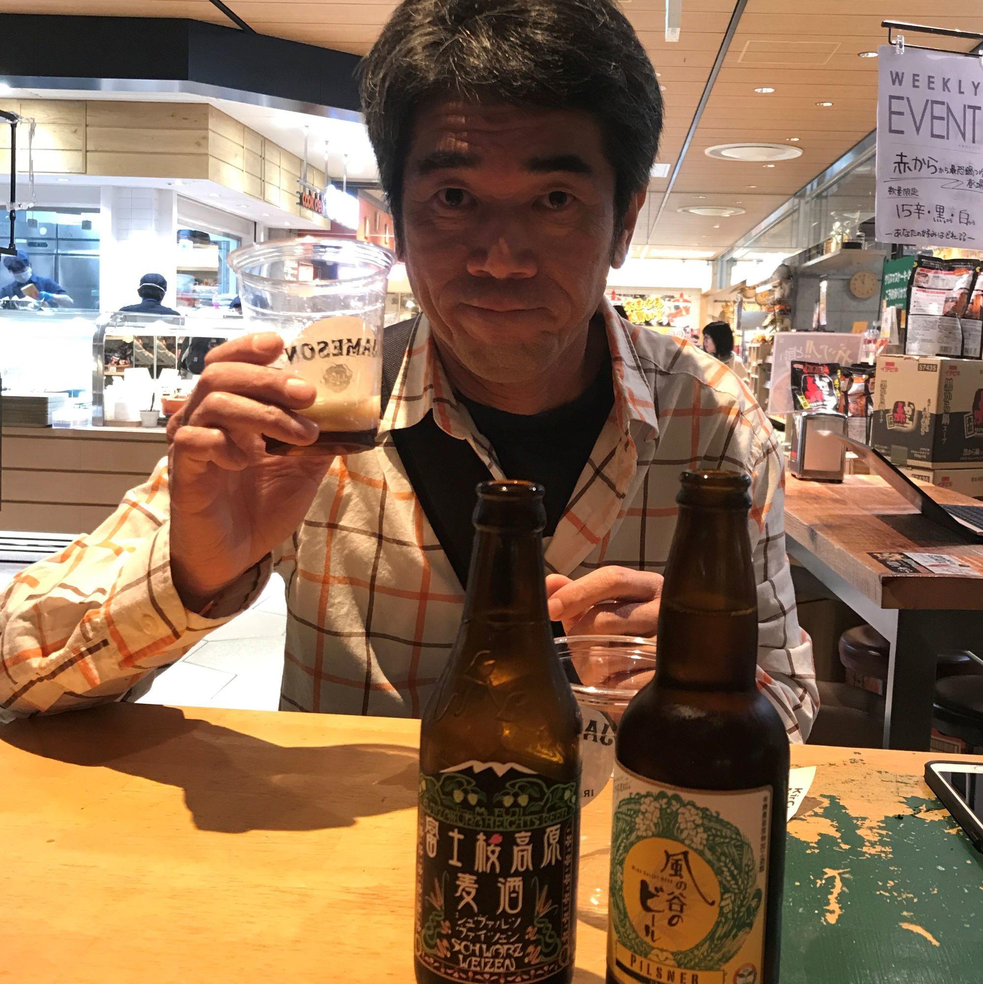 大阪でおいしい料理を一度に楽しめる場所だった_f0009169_07410223.jpg