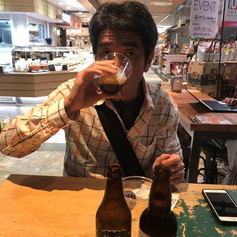 大阪でおいしい料理を一度に楽しめる場所だった_f0009169_07411359.jpg