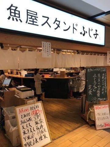 大阪でおいしい料理を一度に楽しめる場所だった_f0009169_07412778.jpg