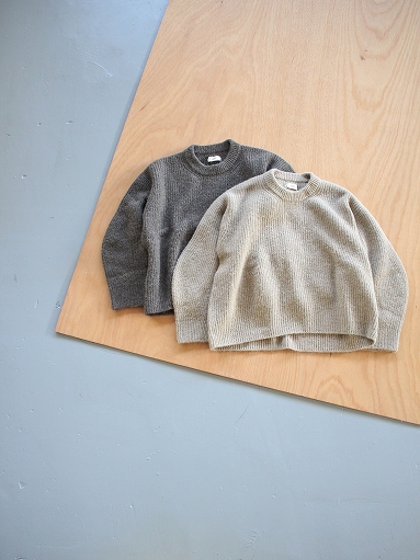 unfil boiled camel sweater_b0139281_18561159.jpg