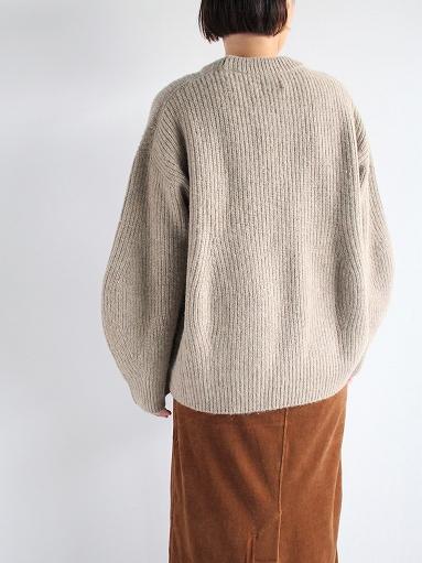 unfil boiled camel sweater_b0139281_18565188.jpg