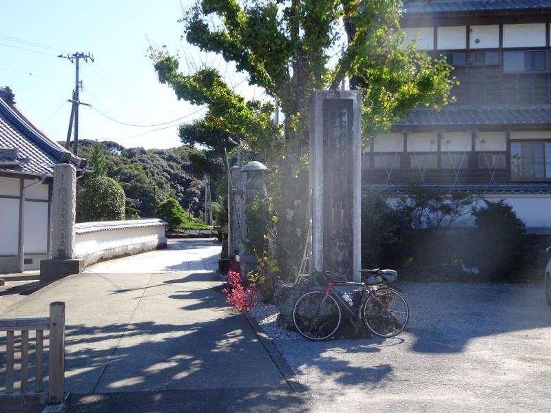 自転車遍路(高知~愛媛)1日目_e0201281_19022821.jpg