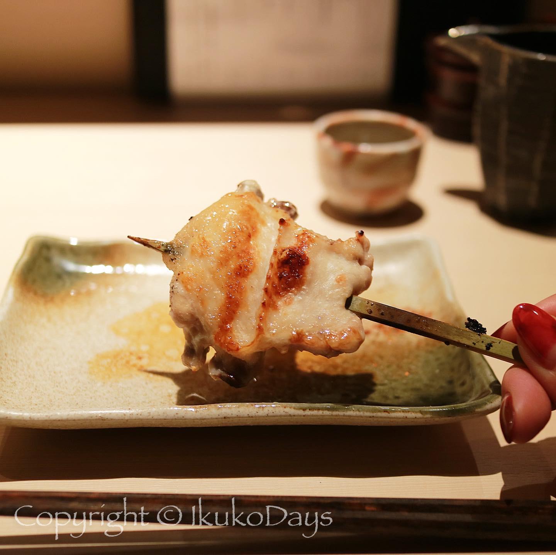 職人歴15年の大将が焼き上げる絶品焼き鳥:『焼鶏 輪Rin』六本木_d0114093_21410553.jpg