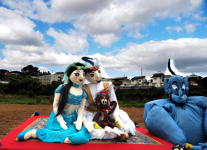 嬉の石川かかし祭り フェスティバル_e0254493_2057853.jpg