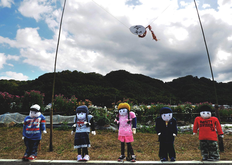 嬉の石川かかし祭り フェスティバル_e0254493_2101066.jpg