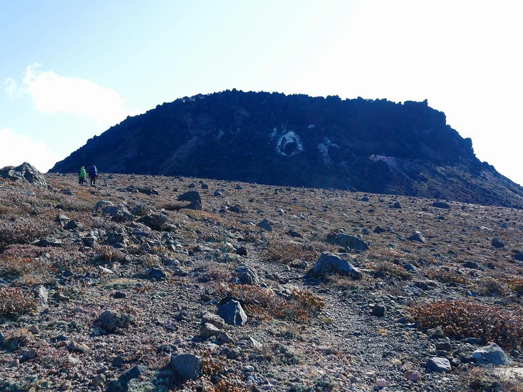 樽前山の最高点へ、2019.11.5ーその1ー_f0138096_22224443.jpg