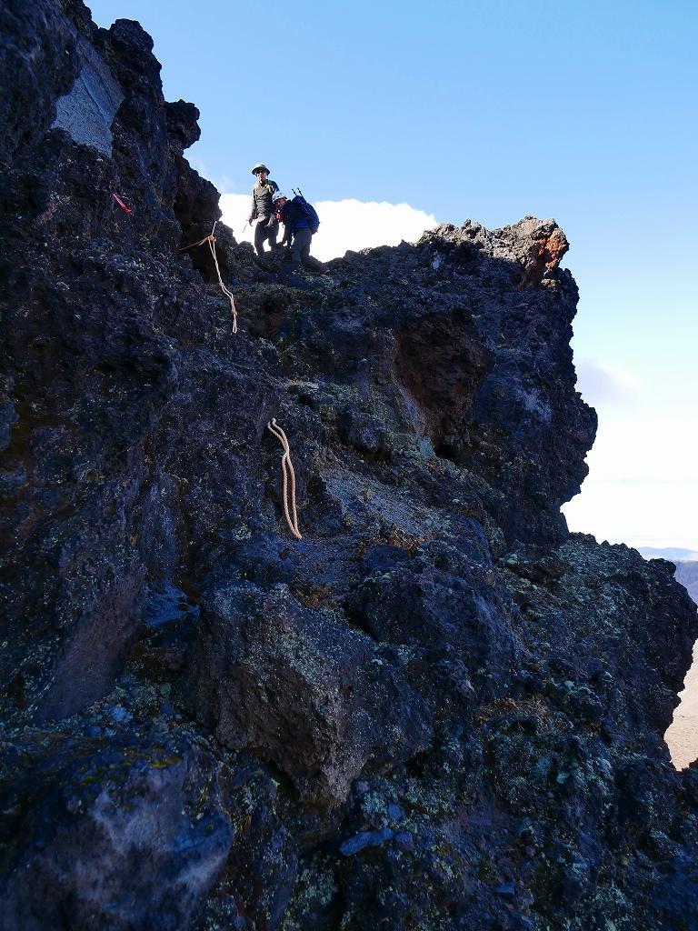 樽前山の最高点へ、2019.11.5ーその1ー_f0138096_22233744.jpg