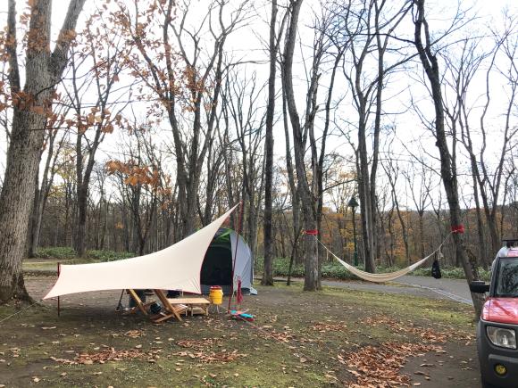 秋キャンプ、ひとまず〆!_b0199097_11333967.jpg