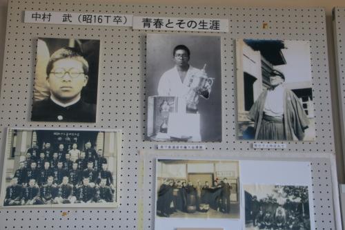 加藤 薫(D34)先輩が来館_c0075701_13571153.jpg
