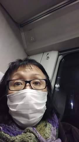 人身事故で立ち往生&風邪が悪化しました_b0068302_21032786.jpg