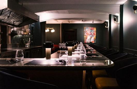 NYのギャラリー奥に隠れてるNY Times二つ星フレンチ・レストラン、Frevo_b0007805_05251806.jpg
