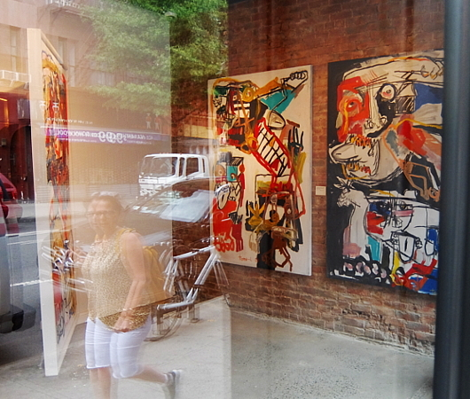 NYのギャラリー奥に隠れてるNY Times二つ星フレンチ・レストラン、Frevo_b0007805_05263701.jpg