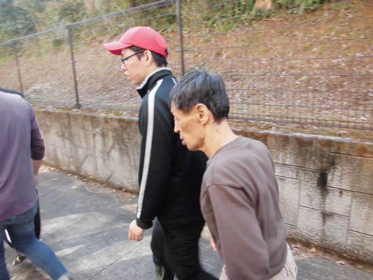 11/4 朝の散歩_a0154110_08045997.jpg