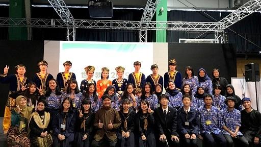 インドネシア語コースがある関東国際高校@NHK World 11/6_a0054926_22541330.jpg