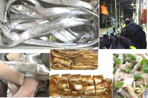 太刀魚 料理