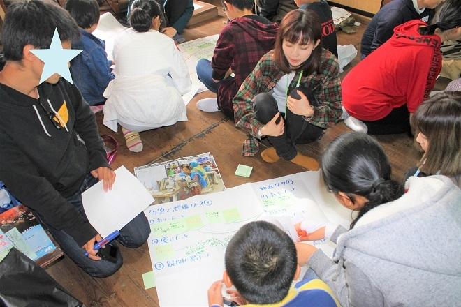 県立羽茂高校・佐渡市松ヶ崎地区においてワークショップを行いました_c0167632_15565397.jpg