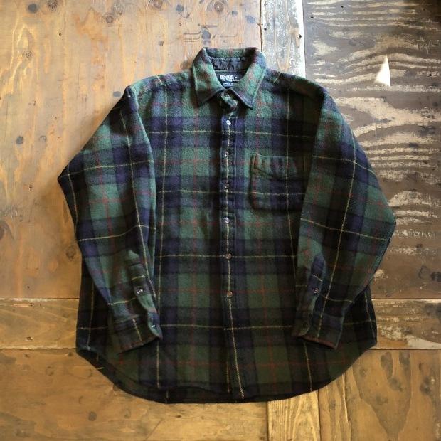 """90\'s \""""Polo Ralph Lauren\"""" ウールシャツ!!!!!_c0355834_17541558.jpg"""