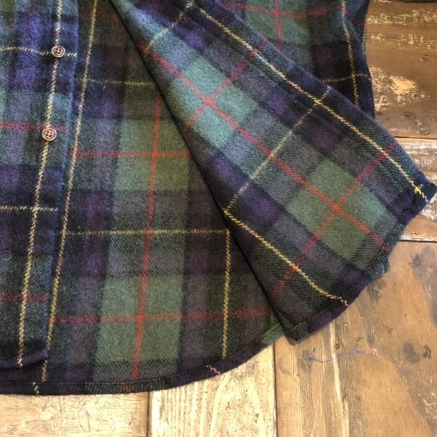 """90\'s \""""Polo Ralph Lauren\"""" ウールシャツ!!!!!_c0355834_17550777.jpg"""