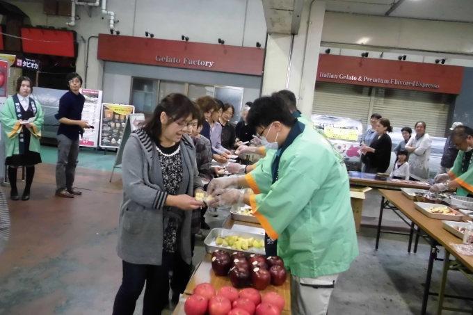 りんごの食べ比べ_b0171839_15004088.jpg