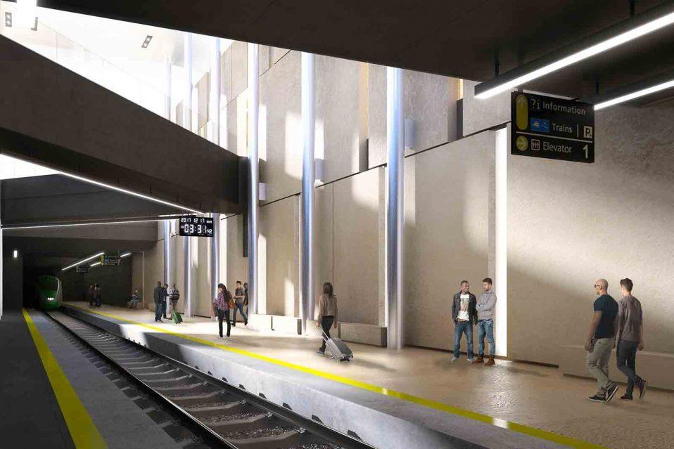 マテーラ中央駅がいよいよリニューアルオープン!_b0305039_18260664.jpg