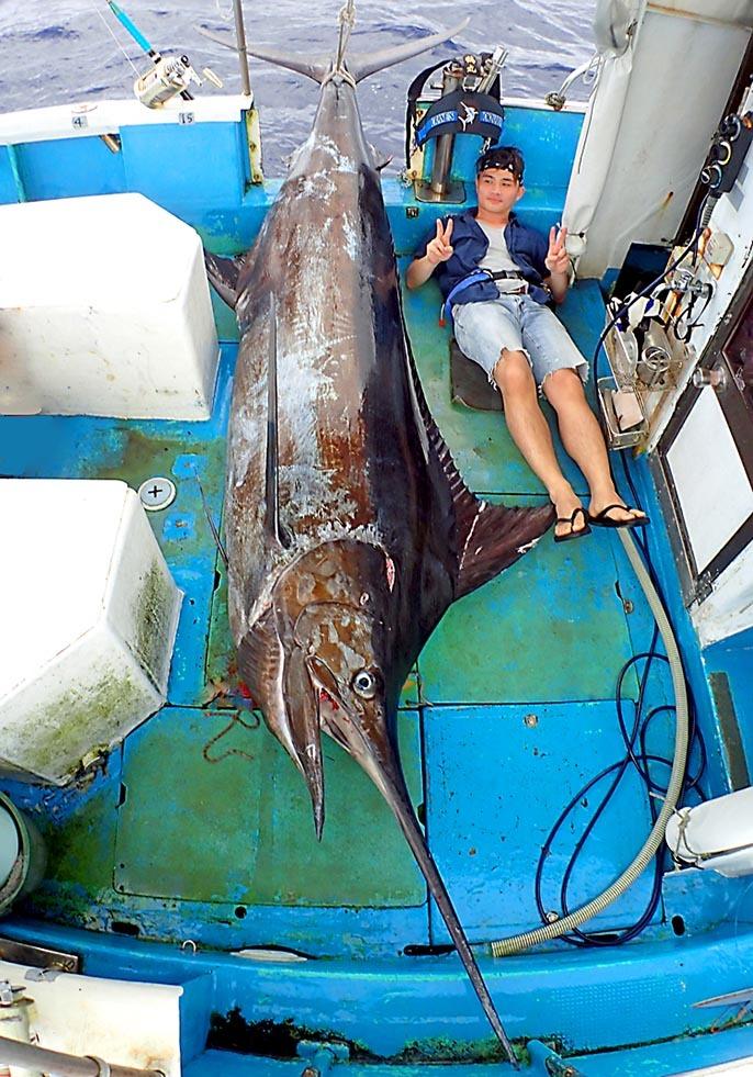 沖縄で230kgが揚がってた!!_f0009039_17550307.jpg