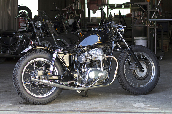FOR SALE!! KAWASAKI W650 フルカスタム_e0182444_19332151.jpg