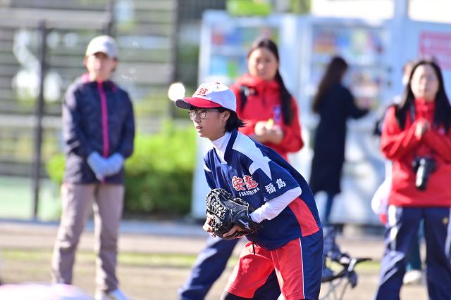 2019福島県中学秋季大会 安達中②_b0249247_20423874.jpg
