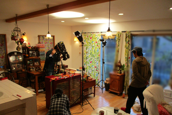 NHK「趣味どきっ!」の撮影をしました_e0333647_14461059.jpg