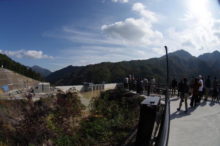 吾妻渓谷と八ッ場ダム_b0144049_18080361.jpg