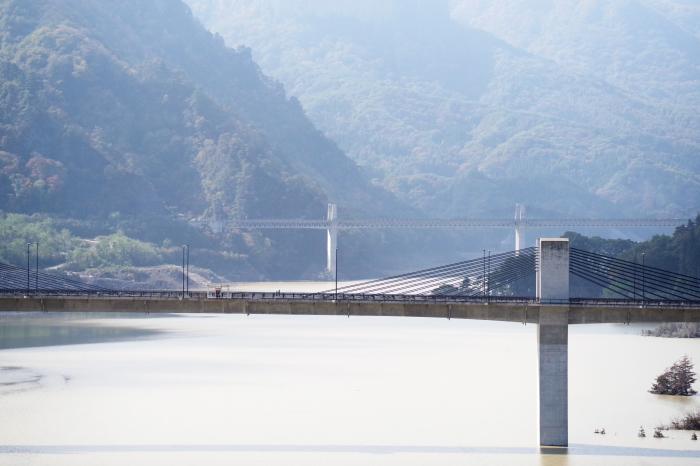 吾妻渓谷と八ッ場ダム_b0144049_18093601.jpg