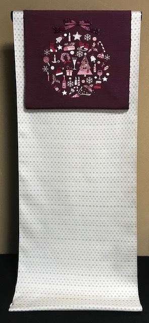 商品紹介・スワロフスキー・パール・刺繍Xmas名古屋帯。_f0181251_18024942.jpg