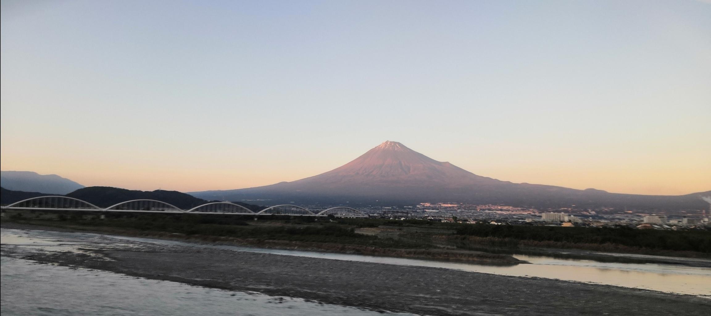 今日の富士山~☆ #mtfuji #fuji _a0004752_16402561.jpg