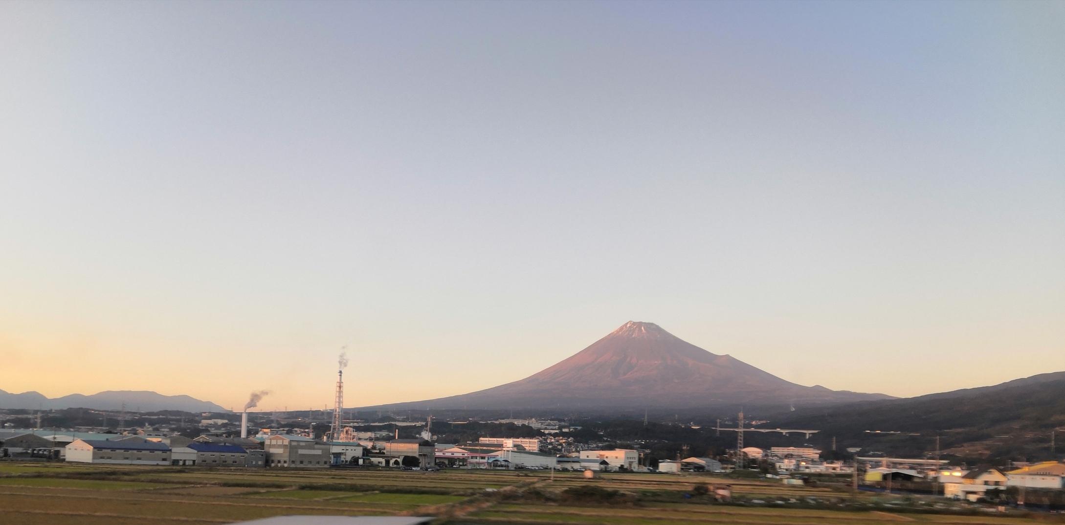 今日の富士山~☆ #mtfuji #fuji _a0004752_16402581.jpg