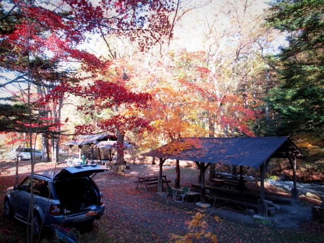 2019・軽井沢の紅葉速報⑥ * 湯川沿いの紅葉♪_f0236260_20130755.jpg