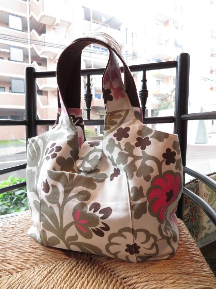 デザイナーズギルド バッグ ウィリアムモリス正規販売店のブライト_c0157866_20103105.jpg