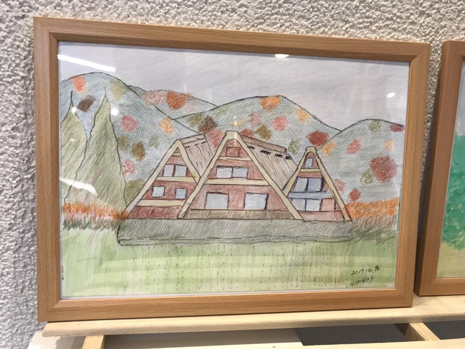 Nanaeギャラリー part40 〜白川郷の茅葺〜_f0283066_19001685.jpg