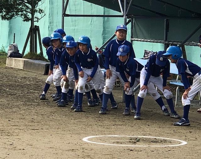 11月4日練習試合結果!vs与板たちばな野球クラブさん_b0095176_11150618.jpeg