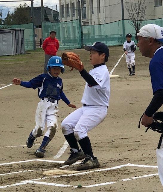 11月4日練習試合結果!vs与板たちばな野球クラブさん_b0095176_11152522.jpeg