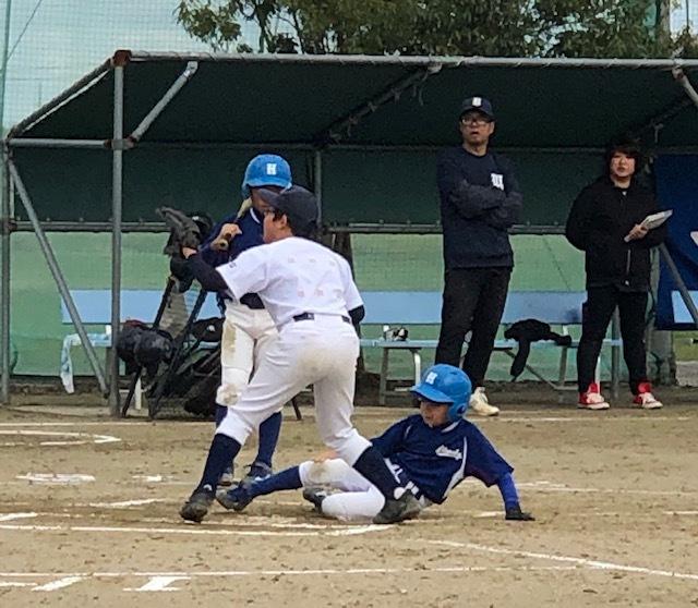 11月4日練習試合結果!vs与板たちばな野球クラブさん_b0095176_11154898.jpeg