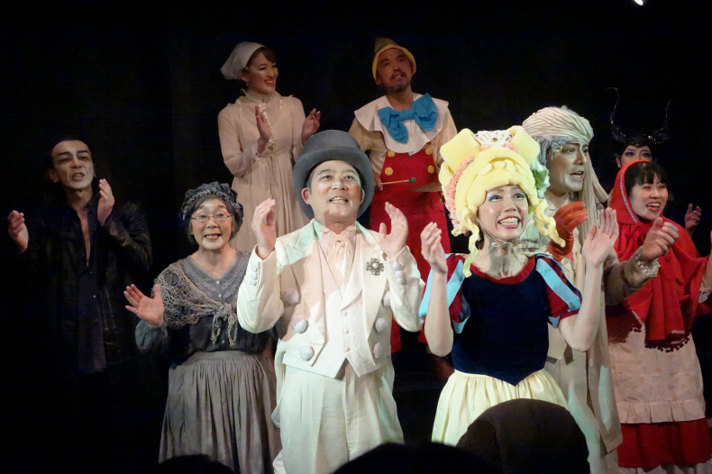 Photos of「After Ever Happily Ever After」in TOKYO_d0388376_01062138.jpg