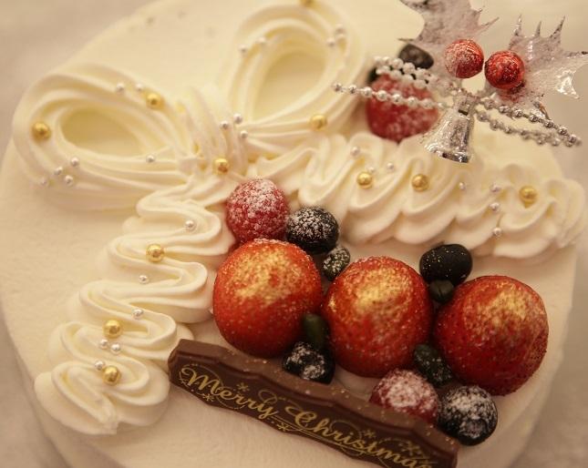 【Christmas Cake】_d0079577_17354017.jpg