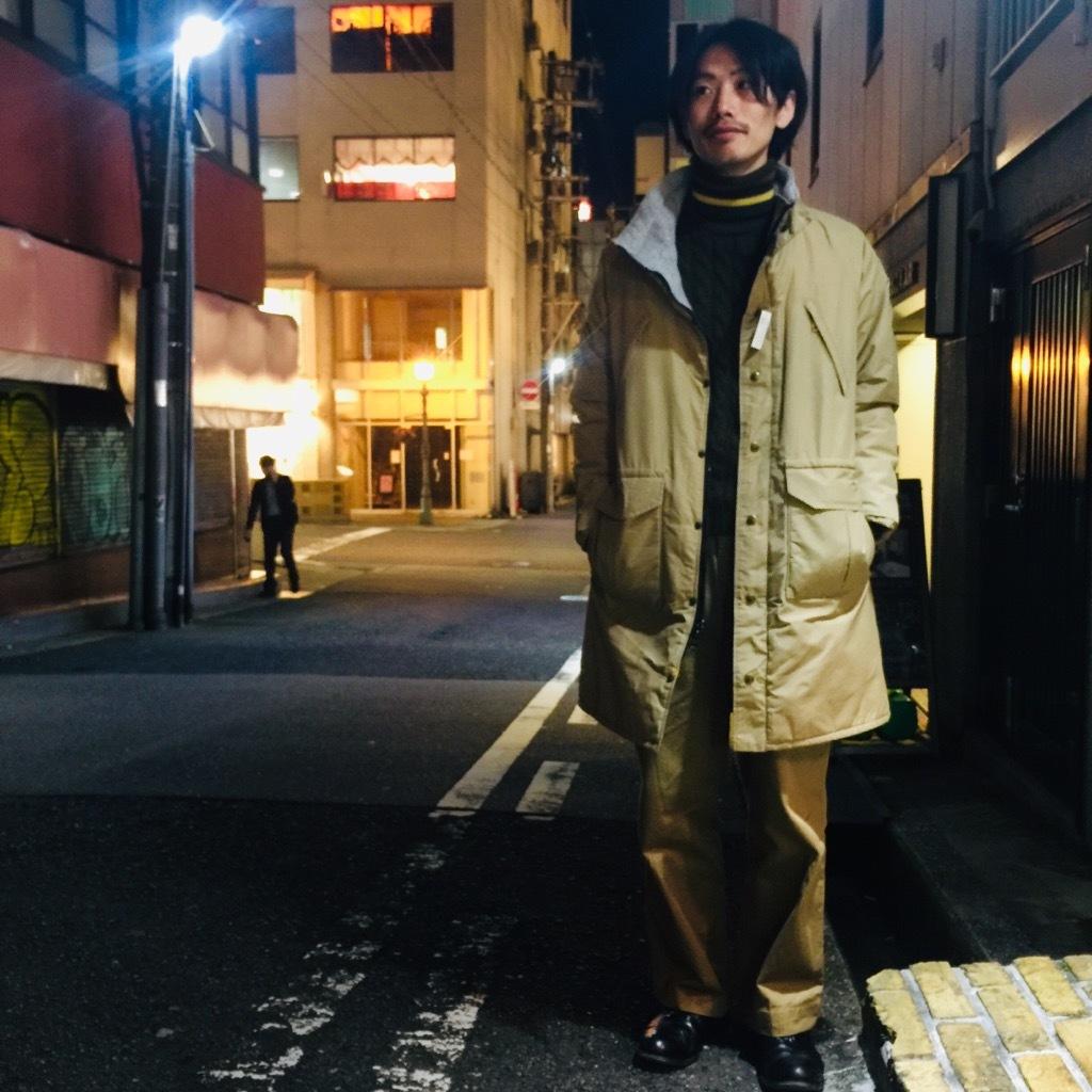 マグネッツ神戸店 長い着丈で新鮮に‼_c0078587_18084363.jpg