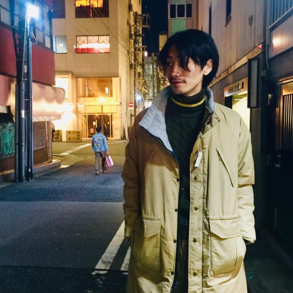 マグネッツ神戸店 長い着丈で新鮮に‼_c0078587_18084378.jpg