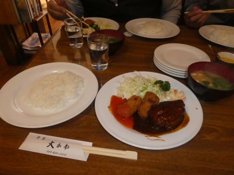 2019年11月8日 プール仲間と食事 その4_d0249595_15244581.jpg
