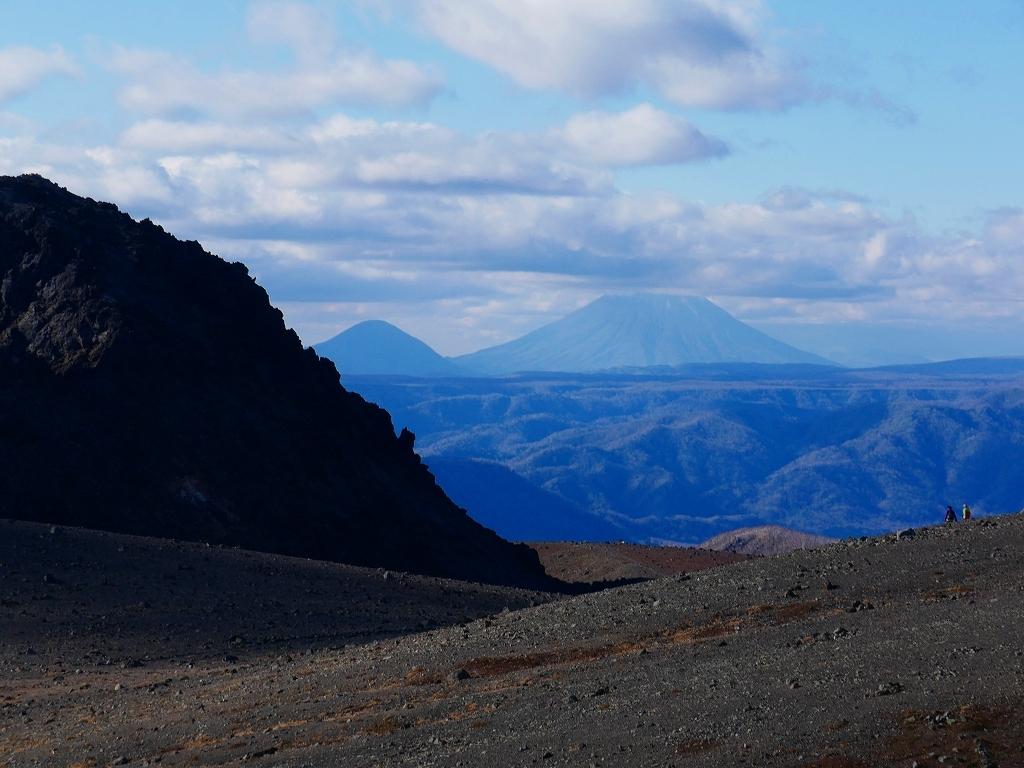 樽前山の最高点へ、2019.11.5ーその2ー_f0138096_17533777.jpg
