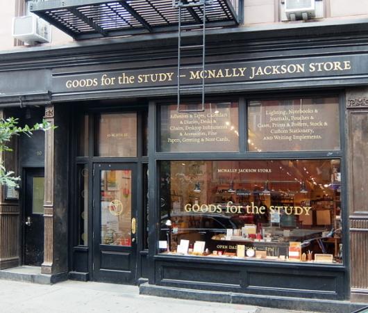 "NYの独立系書店、McNally Jacksonが出してる文房具屋さん、""GOODS for the STUDY""_b0007805_11021174.jpg"