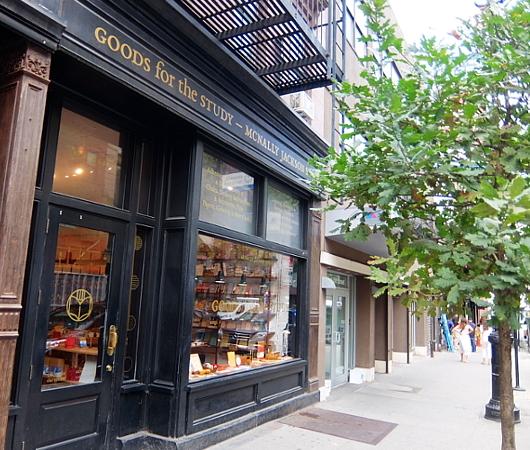 "NYの独立系書店、McNally Jacksonが出してる文房具屋さん、""GOODS for the STUDY""_b0007805_11024902.jpg"