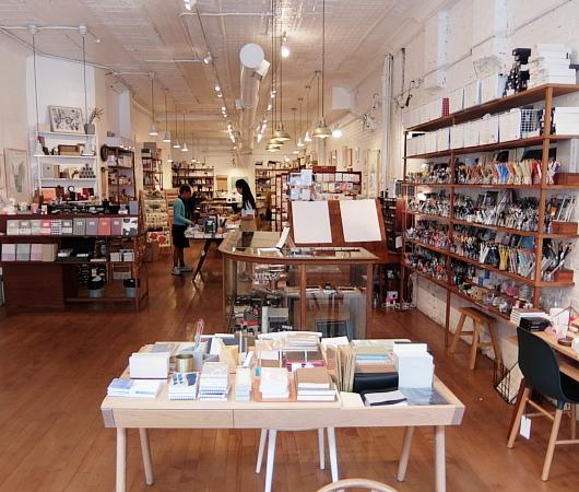 "NYの独立系書店、McNally Jacksonが出してる文房具屋さん、""GOODS for the STUDY""_b0007805_11033250.jpg"